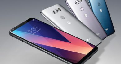 ACCLAIMED LG V30 BEGINS MAKING ITS WAY INTO CUSTOMERS' POCKETS AND LIVES