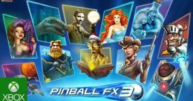Pinball FX3 Multiplayer Trailer