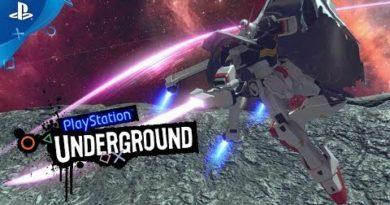 Gundam Versus - PS4 Gameplay | PlayStation Underground