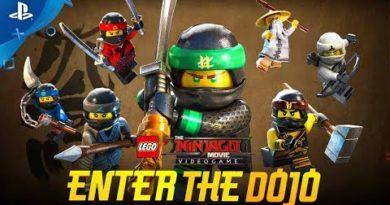 LEGO Ninjago Movie Video Game - Dojo Vignette | PS4