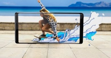 Samsung Galaxy Note8: Official Launch TVC