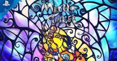 Mecho Tales - Meet The Drones | PS Vita