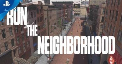 NBA 2K18 – Run the Neighborhood   PS4