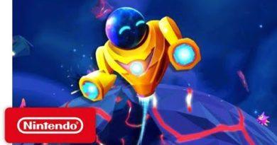 Robonauts Arcade Machine Trailer - Nintendo Switch