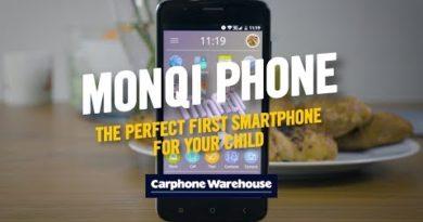 Monqi at Carphone Warehouse
