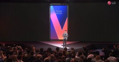 LG V30 Unveiling Event Top Highlights