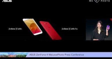 ZenFone 4 Selfie #WeLovePhoto Product Highlight | ASUS