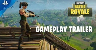 Fortnite Battle Royale - Gameplay Trailer (Play Free Now!) | PS4