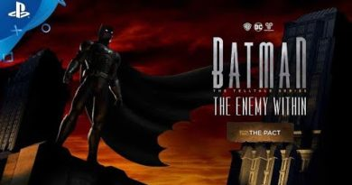Batman: The Enemy Within – Episode Two Trailer | PS4