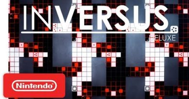 INVERSUS Deluxe - Nintendo Switch Launch Trailer