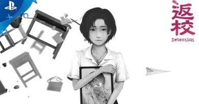 Detention - Teaser Trailer | PS4