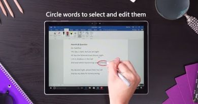 How to edit Word documents with the power of Windows Ink