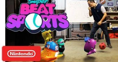 Super Beat Sports™ Equipment Abduction - Nintendo Switch