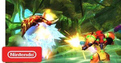Metroid: Samus Returns - Infiltrating SR388 - Nintendo 3DS