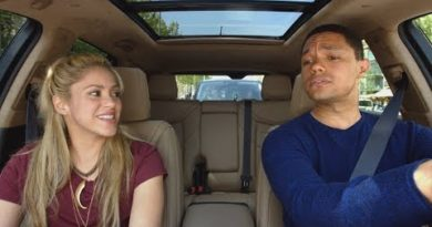 Apple Music — Carpool Karaoke — Shakira and Trevor Noah Preview