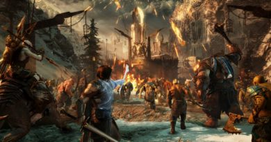 Middle-earth: Shadow of War Available Now on Xbox One and Windows 10