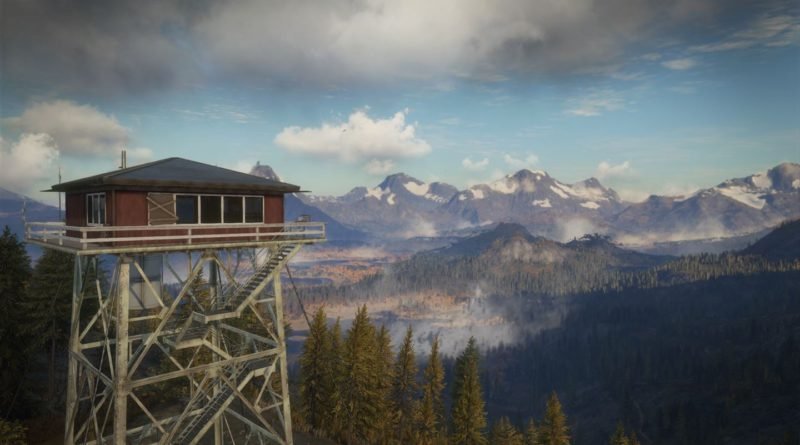 Taking on Big Game in theHunter: Call of the Wild on Xbox One