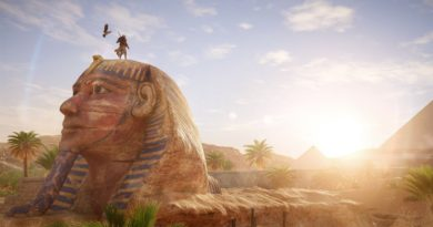 Journey to Ancient Egypt in Assassin's Creed Origins, Available Now on Xbox One