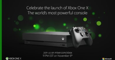 Join Us for the Launch of the World's Most Powerful Console, Xbox One X