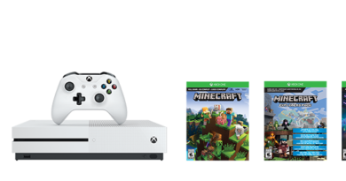 Choose How You Game with Four New Xbox One S Bundles