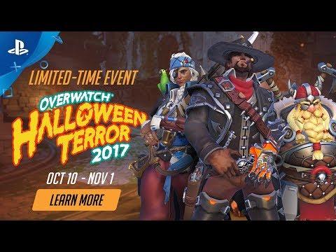 Overwatch Seasonal Event - Halloween Terror 2017 | PS4