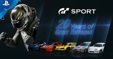 Gran Turismo Sport | 20 Years of GT | PS4