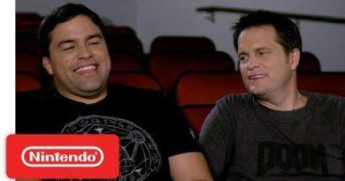 DOOM on Nintendo Switch – id Software Developer Interview