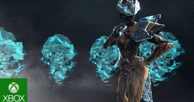 Warframe Plains of Eidolon New Warframe Reveal