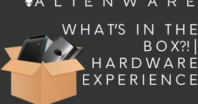 What's In The Box?! | Alienware Hardware Experience