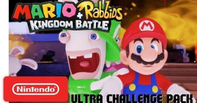 Mario + Rabbids Kingdom Battle Ultra Challenge Pack Trailer - Nintendo Switch