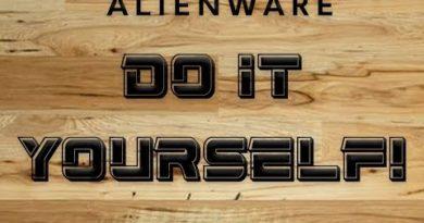 Do It Yourself! | Alienware