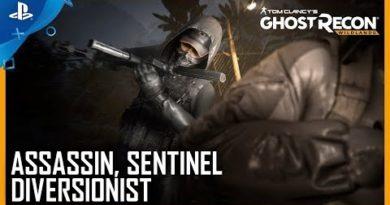 Tom Clancy's Ghost Recon Wildlands - Ghost War Classes: Assassin, Sentinel, Diversionist | PS4