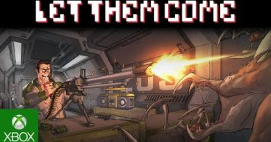 Let Them Come - Available Now!