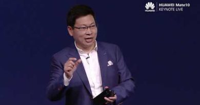 Huawei Mate 10 Launch Press Event Highlights