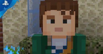 Minecraft - Stranger Things Skin Pack | PS4
