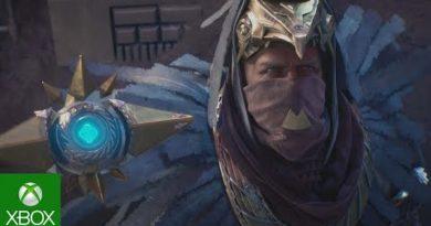 Expansion I: Curse of Osiris Reveal Trailer
