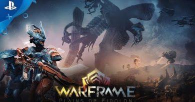 Warframe - Plains of Eidolon Coming Soon Trailer | PS4
