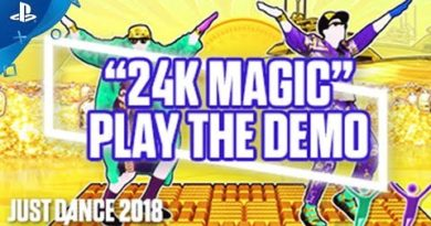 Just Dance 2018 - Play 24K Magic For Free | PS4