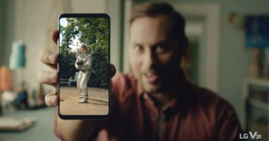 """LG V30 CELEBRATES INSPIRING, RELATABLE MOMENTS IN """"THIS IS REAL"""" CAMPAIGN"""