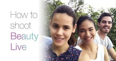 How to Shoot Beauty Live on ZenFone 4 Selfie   ASUS