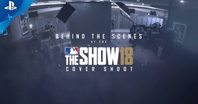 MLB The Show 18 - Under Armour Behind the Scenes | PS4