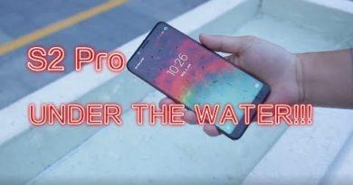UMIDIGI S2 Pro Unboxing: UNDER THE WATER!