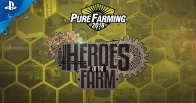 Pure Farming 2018 - Heroes of the Farm Trailer | PS4