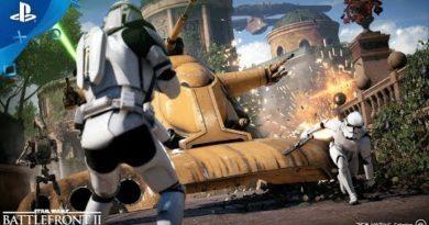 Star Wars Battlefront II - Galactic Assault Mode | PS4