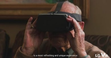 LG V30: VR Video - Jim Lovell (Making)
