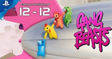 Gang Beasts - Gameplay Trailer   PS4