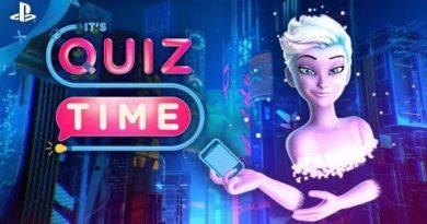 It's Quiz Time - Announcement Trailer | PS4