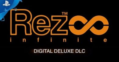 Rez Infinite - Digital Deluxe Holiday Promotion | PS4, PS VR