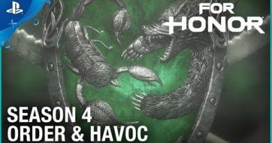 For Honor: Season 4 – Order & Havoc   Cinematic Reveal Trailer   PS4