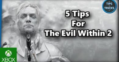 Tips and Tricks - 5 Tips for The Evil Within 2